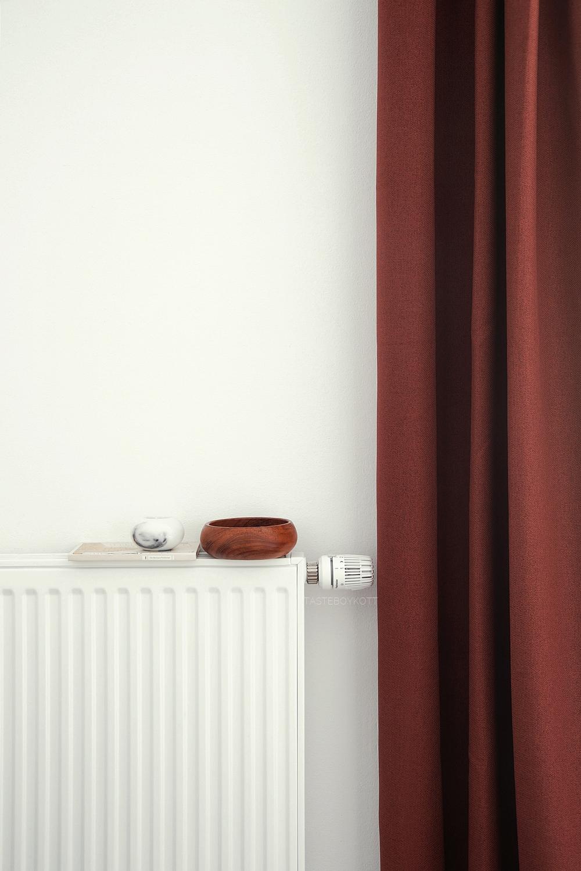 Zuhause im Winter modern minimalistisch einrichten und dekorieren. | Wohnideen | Tasteboykott Wohnblog