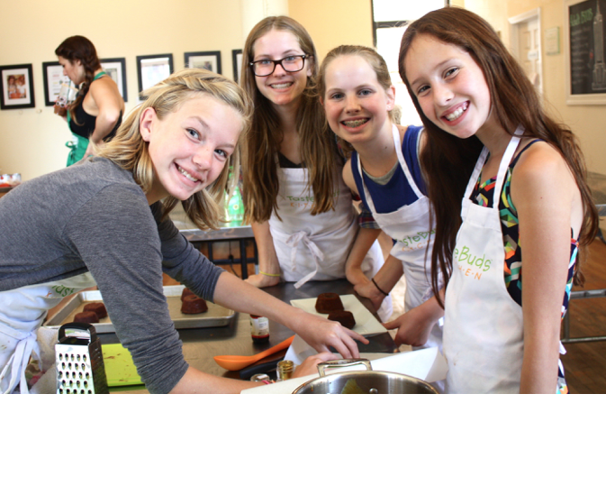 Nyc Kids Cooking Camps Taste Buds Kitchen