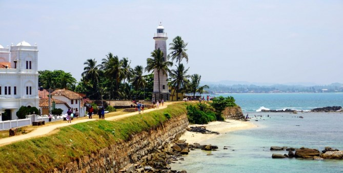 Lighthouse Galle Eats