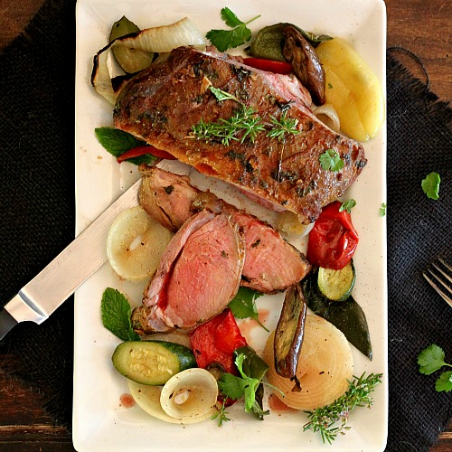 Lambs + Clams: A new contest and a recipe for Moroccan Spiced Lamb