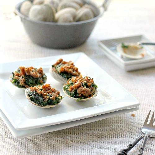 clams stuffed 1 tastefood