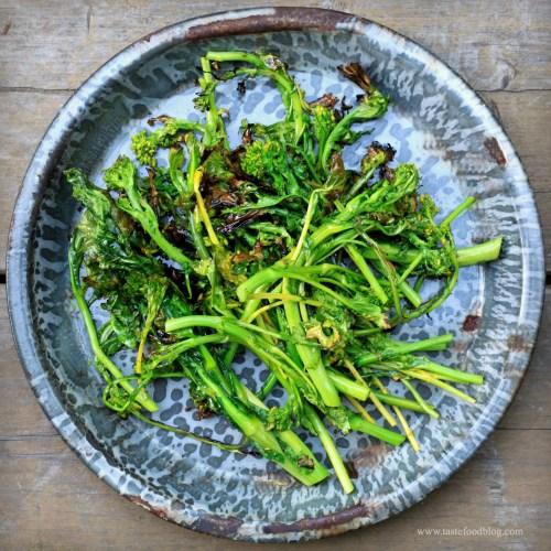 broccoli rabe tastefood