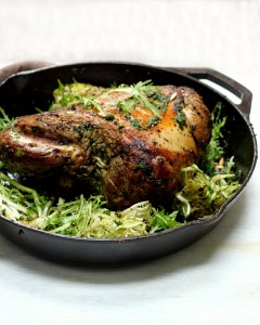 Moroccan Chermoula Lamb