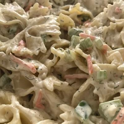 Dill Pasta Salad