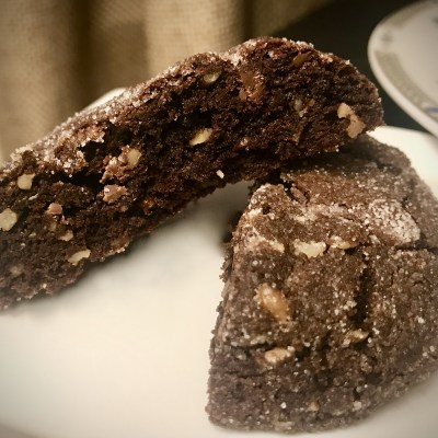 Seriously Chocolate Cookies
