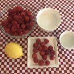 Fresh Raspberry Coulis