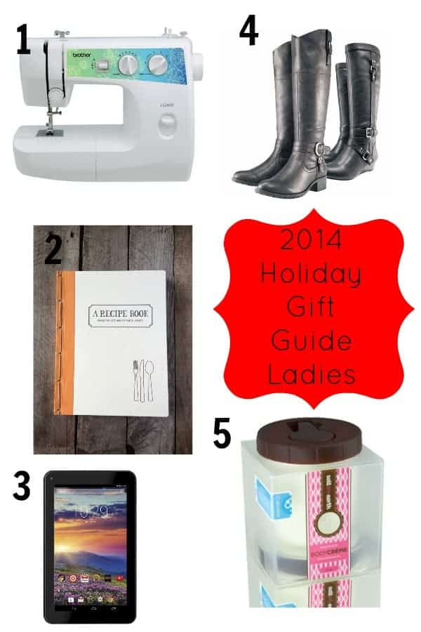 2014 Christmas Guide for the Ladies