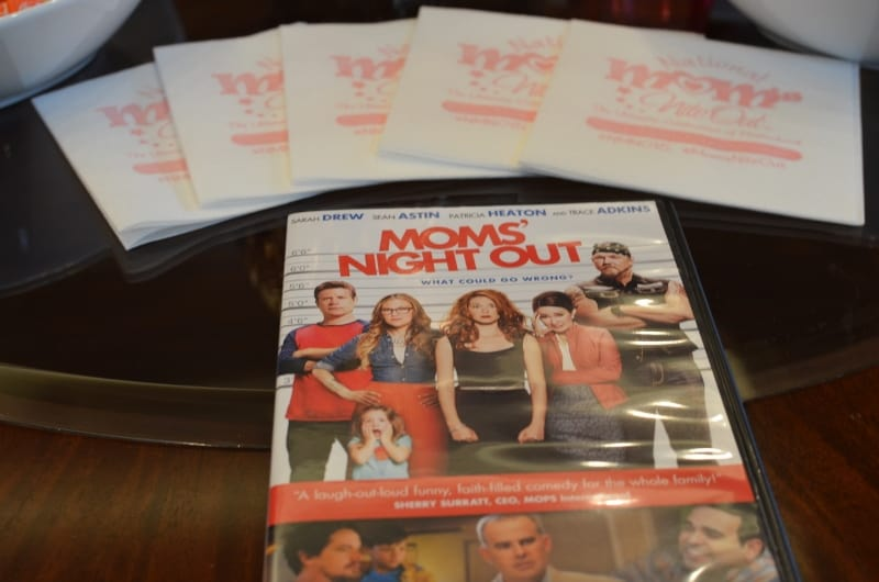National Mom's Nite Out Party
