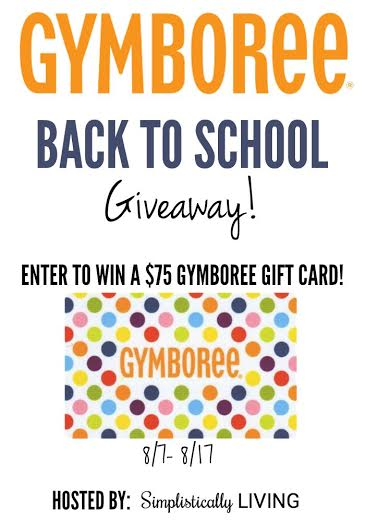 10 Back To School Outfits for Boys and Gymboree Gift Card Giveaway www.tastefullyfrugal.org