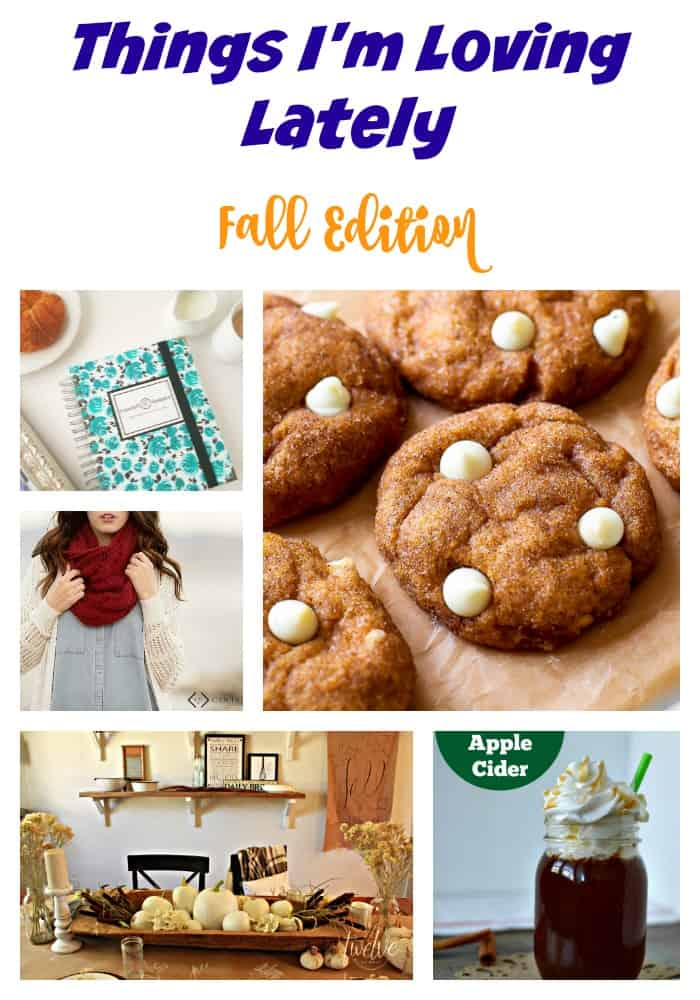 Things I'm Loving Lately: Fall Edition   Tastefully Frugal