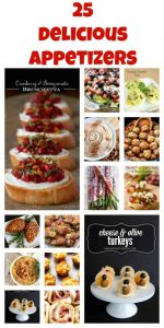 25 Thanksgiving Day Appetizers | Tastefully Frugal