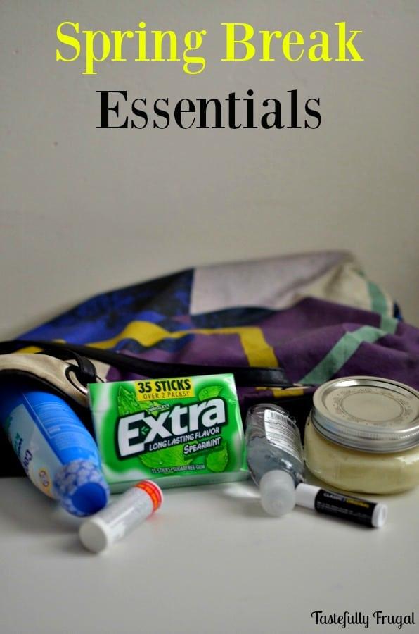 Spring Break Essentials AND Homemade After Burn Cream | Tastefully Frugal AD #GiveExtraGetExtra #CVS #CollectiveBias