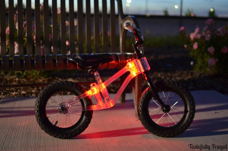 Phantom Balance Bike: The Coolest Bike In Town {AND 20% Off Coupon Code} | Tastefully Frugal