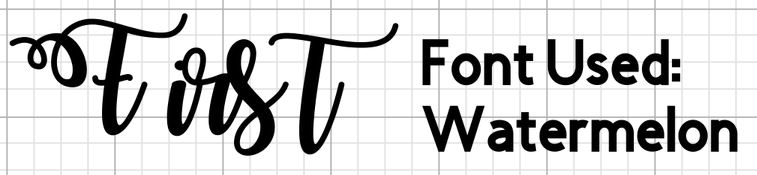 Learn how to upload fonts into Cricut Design Space and gets tips and tricks for getting FREE fonts!