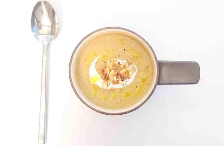 My Lush & Healthy Celeriac, Celery & Fennel Soup Recipe – Soup Maker Friendly – SERVES 4