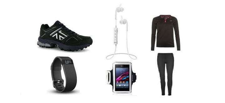 Getting Ready for a Run:  5 Things I Never Leave the House Without