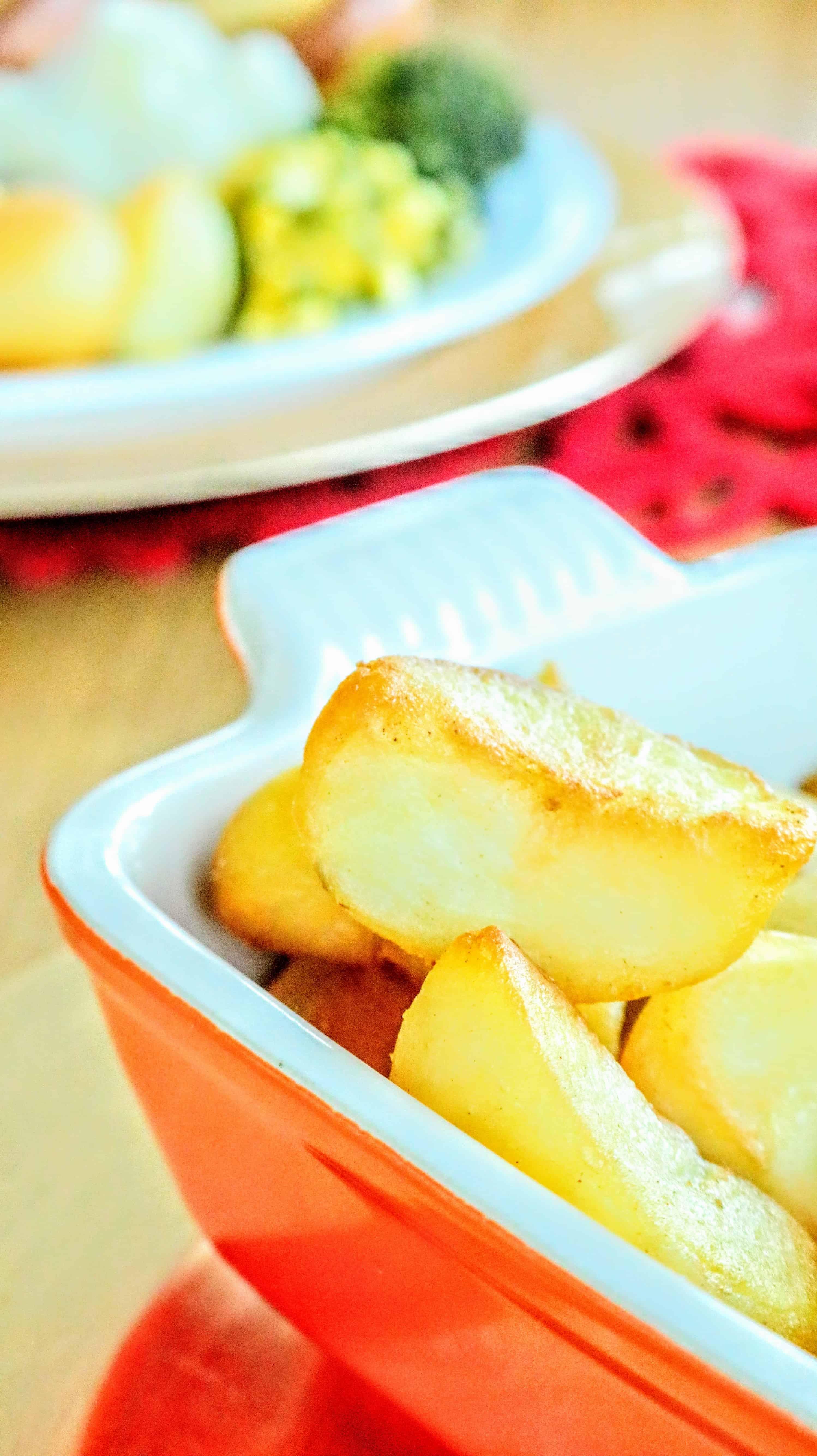 McCain Crispy & Fluffy Beef Roast Potatoes in Beef Dripping