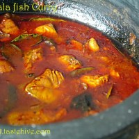 Neymeen Mulakittathu/ Spicy King Fish Curry Kerala Style/ Kudampuli Etta Neymeen Ericurry