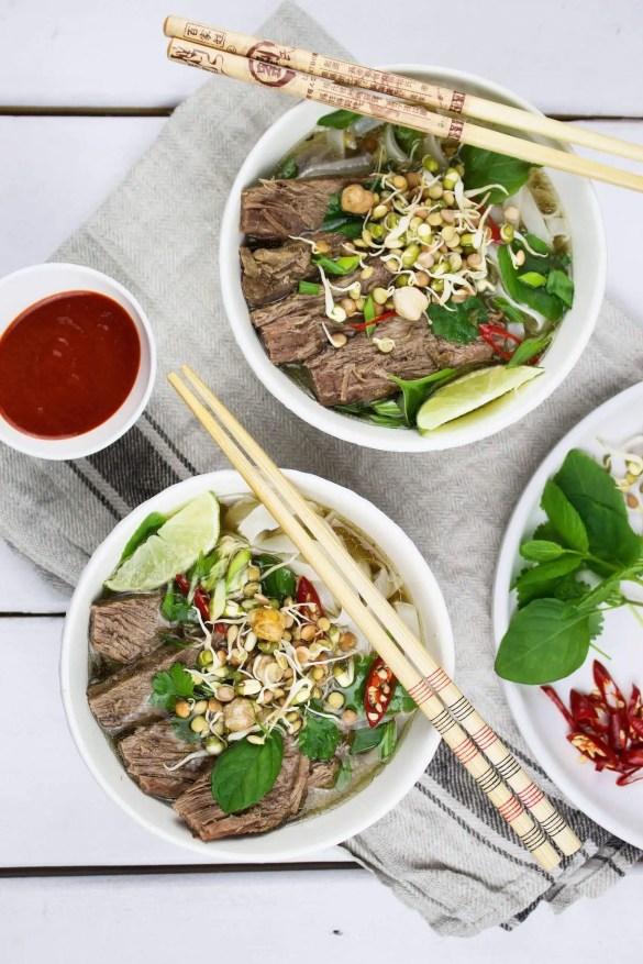 PHO BO – The classic Vietnamese soup