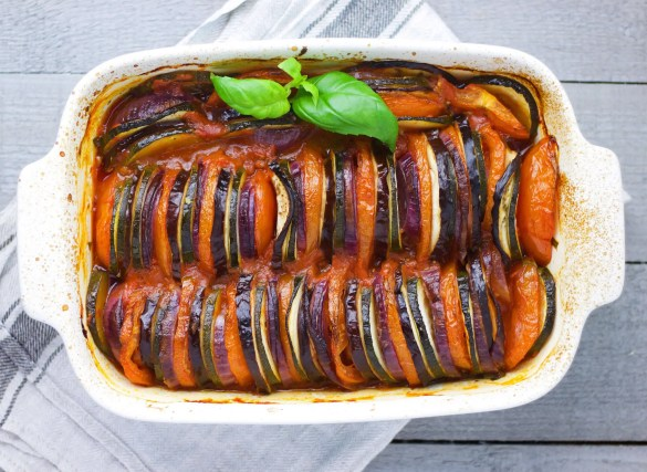 Easy Ratatouille (VeGaN)