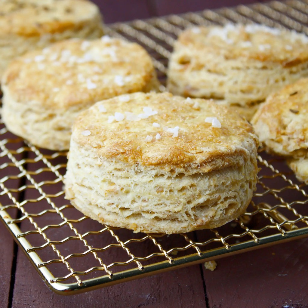 Crackling scones - the best recipe for a Hungarian classic