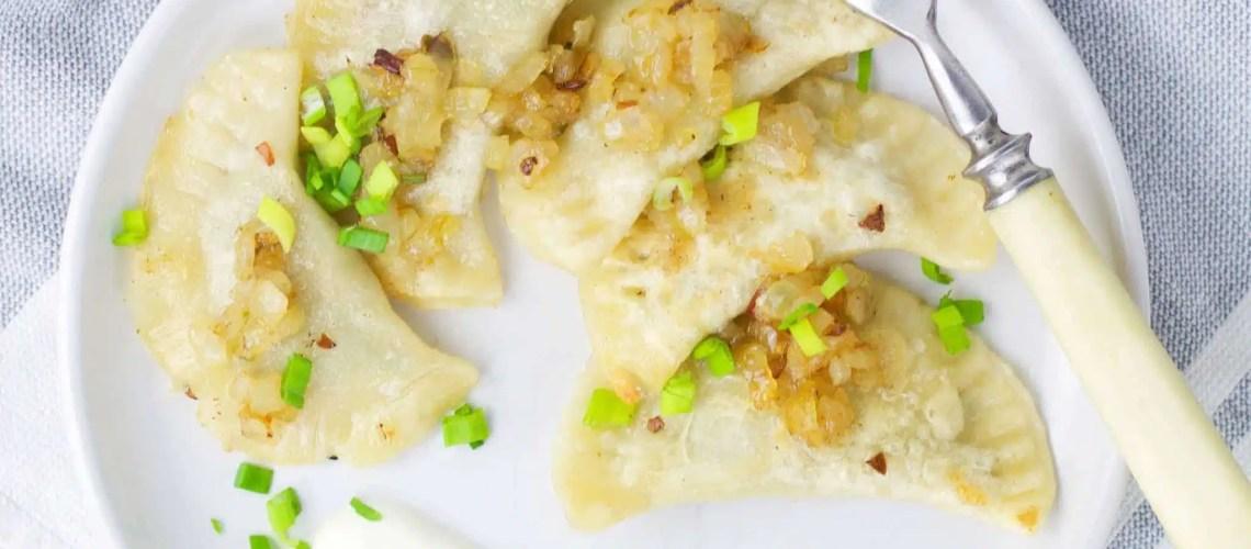 How to make a classic dough for Polish dumplings? (pierogi)