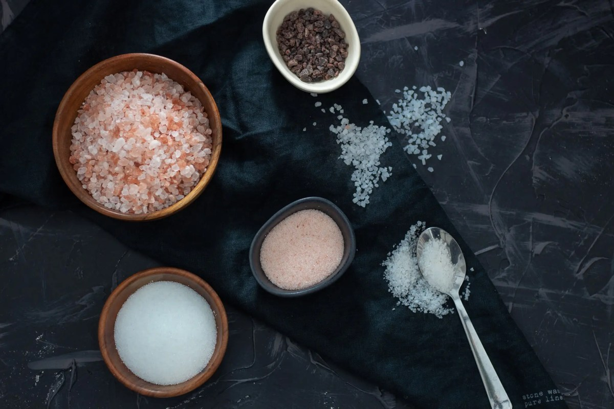 Which salt is best for your health?