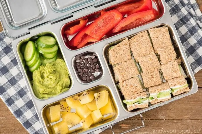 14 Back To School healthy lunchbox recipes that you can easily prepare at home for your kids. 3