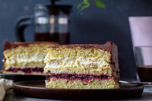 Torcik Wieluński- My Family Recipe For The Best Cake
