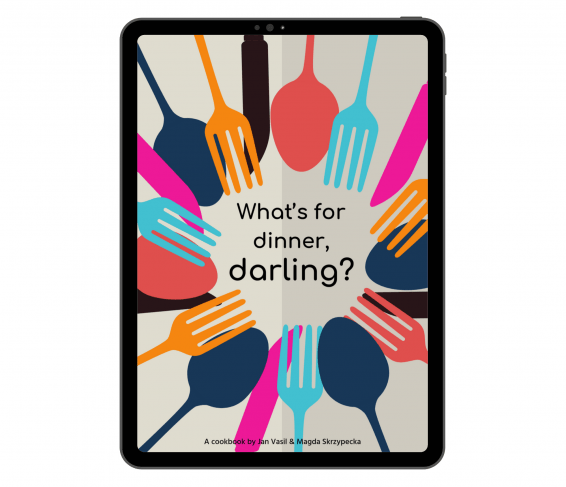 What's for dinner, darling?