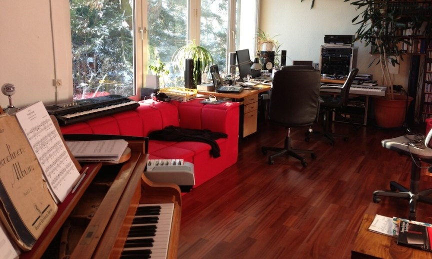 Studio in Tente