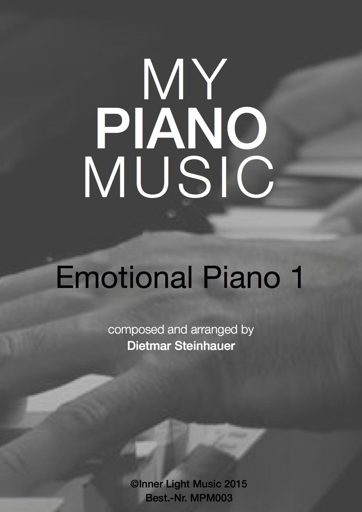 Emotional Piano 1 - My Piano Music Edition - tastenland