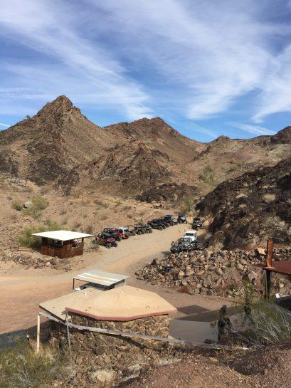 The Desert Bar