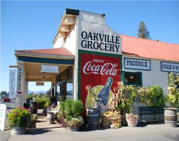 Oakville Grocery, Oakville, Napa Valley, California