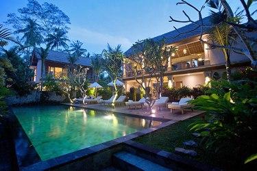 Puri Sunia Resort, Ubud, Bali