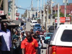 Alexandra Township Tour the vibe on the street