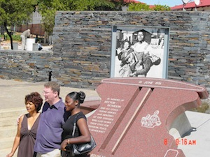 Soweto tour, Hector Pieterson museum