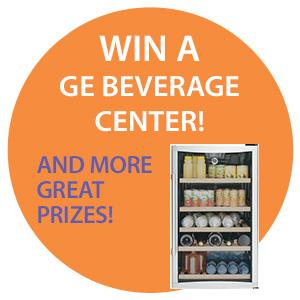Win a GE wine cooler!