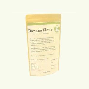 Banana Flour Chuniding food