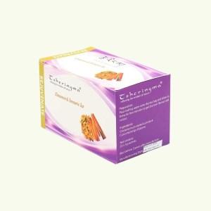 Cinnamon and Turmeric Tea by Menjong Sorig 2