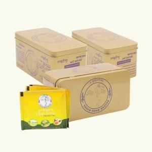 Dhuetsi Herbal Tea - Tin container 1