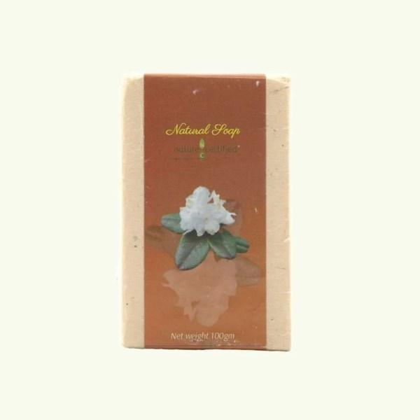 Rhododendron soap by Bio Bhutan