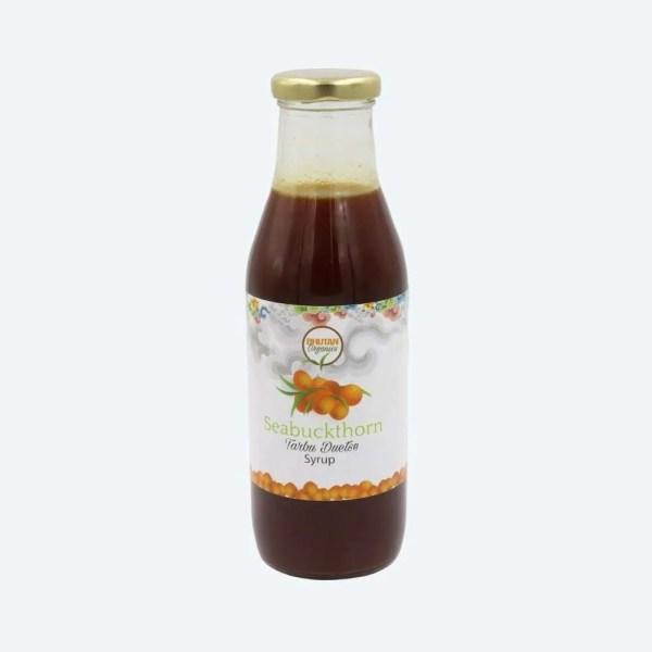Seabuckthorn Syrup - Tarbu Duetse 1
