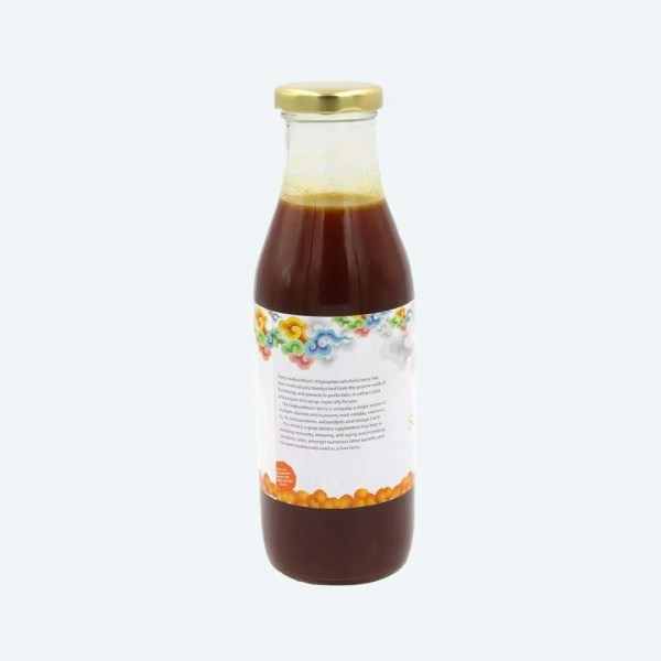 Seabuckthorn Syrup - Tarbu Duetse 2