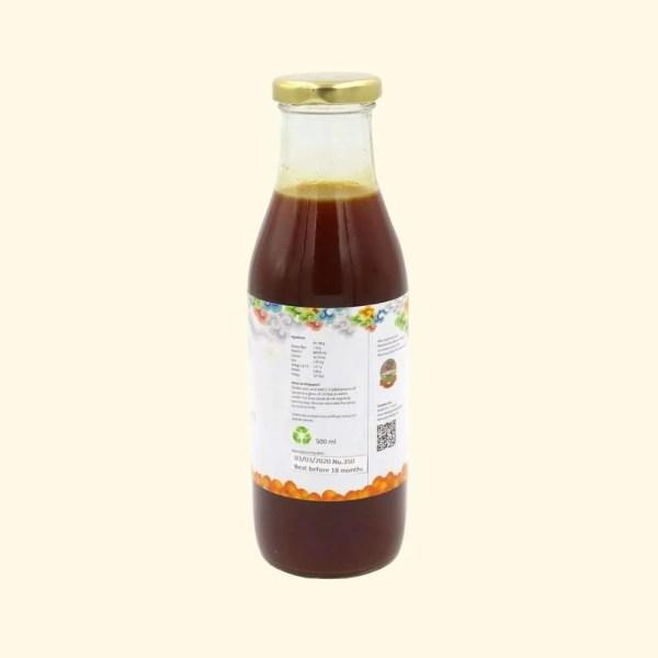 Seabuckthorn Syrup - Tarbu Duetse 3