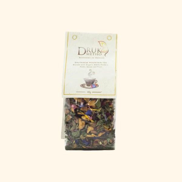 Bhutanese Mountain tea druk Metho 1