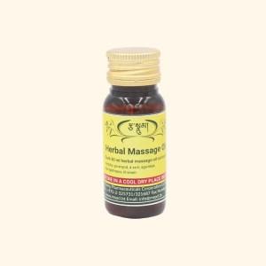Herbal Oil Massage by Menjong Sorig
