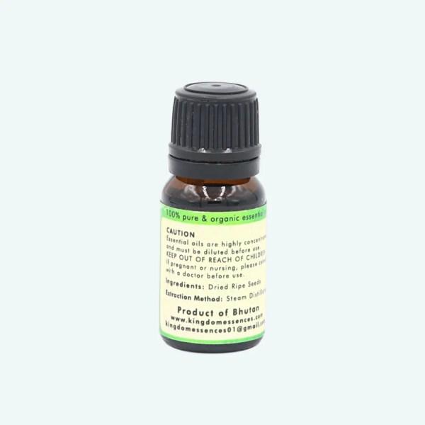 Caraway Essential Oil by Kingdom Essences 2