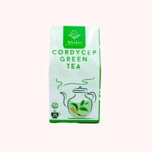 Bhutan Superfood - Cordyceps Green Tea 2