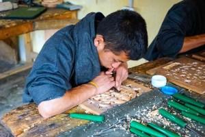 Struggle of Bhutanese artisans during CoviD